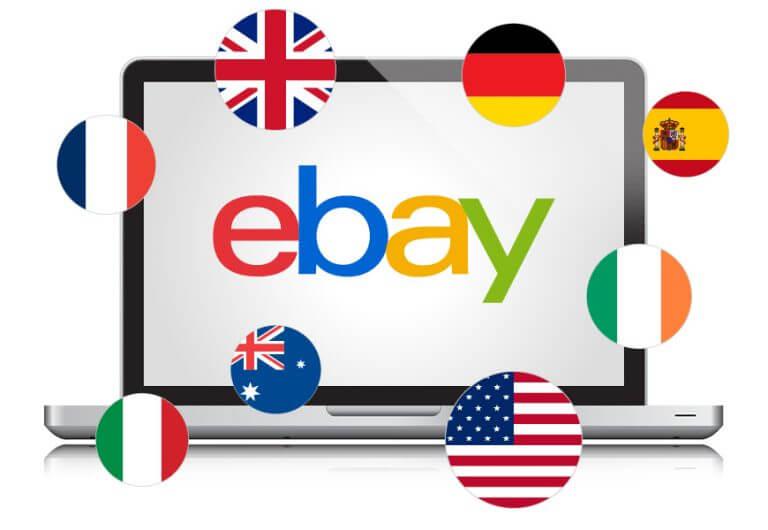 Ebay trang thương mại lớn hiện nay