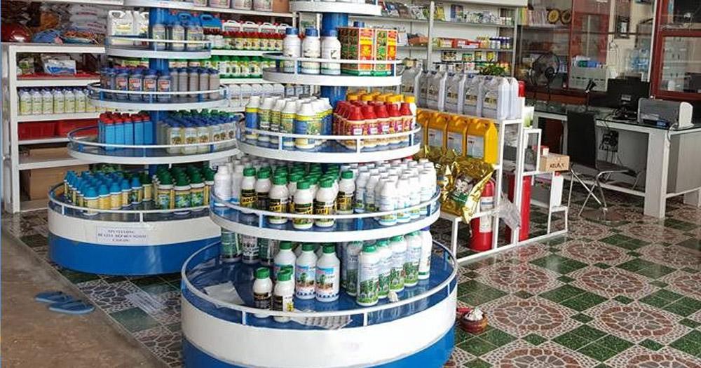 Khó khăn khi kinh doanh một cửa hàng vật tư nông nghiệp