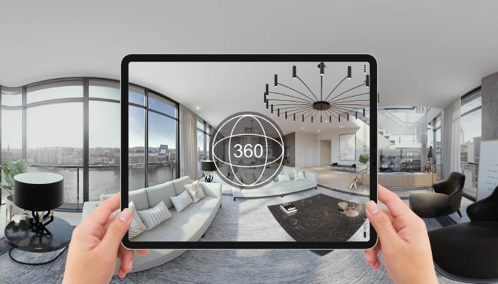 Chụp ảnh 360 độ là gì?