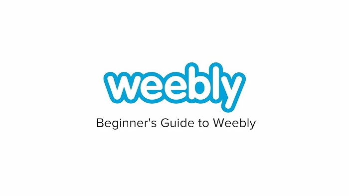 Nên tảng thiết kế website weebly