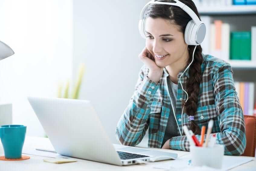 Chăm chỉ tự giác trong học trực tuyến
