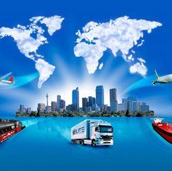 thúc đẩy ngành vận tải phát triển