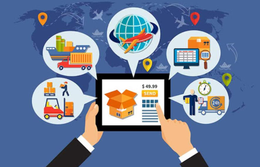 Phần mềm quản lý vận tải hàng hóa