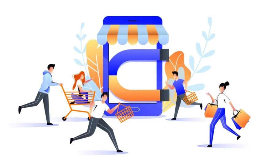 Trau chuốt trang web và chăm sóc khách hàng tốt