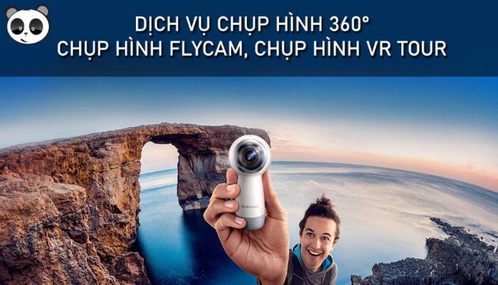Dịch vụ chụp ảnh 360 độ, chụp ảnh VR - Mona Media