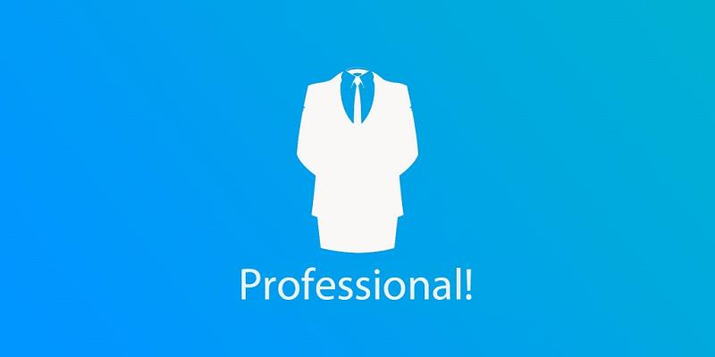 tính chuyên nghiệp